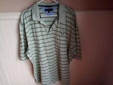 Detroit Golf Club Tommy Hilfiger Golf Polo Shirt Mens Xl Euc Vintage