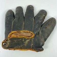 OLD Vintage Baseball Glove Mitt