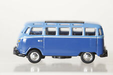 Schucco VW Bus T1 Autobús de la Samba en Azul (91750)