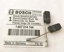 Genuine Bosch Carbon Brushes 1607014144 for 1375A 1375AK 1375-01 Grinder BS5G