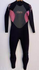 "Xcel ""Hawaii"" Women's Full Wetsuit Size 10 Superlite 3.2 Style WS32SU28 Duraflex"