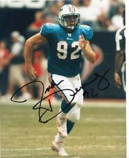 John Denney Miami Dolphins Signed Autographed 8X10 Photo W/Coa