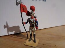 Hunt, Stadden, Napoleonic French Cuirassier 1815 Studio painted lead soldier, v0