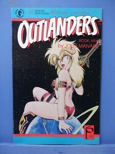 Outlanders #31  Dark Horse Comics CB23887