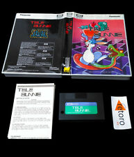 TELE BUNNIE MSX ROM CARTRIDGE European Panasonic ASCII Complete