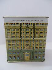 Commonwealth Bank of Australia Vintage Tin Money Box