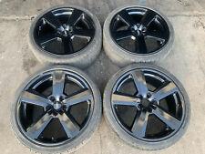 """Audi TT 19""""Alloys Wheels&Tyres 8Jx19H2 235/35ZR19"""