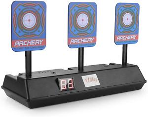 Zielscheibe für Nerf, Elektrische Ziel, Automatisches Zurücksetzen Spielzeug