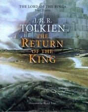 "HC- J.R.R.Tolkien: "" The Return og the King"" ."