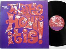 THAT'S HOW IT IS! Mini Long Player No 2 UK mini-LP 1994 Acid Jazz
