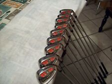 Tri-Power Made Golf Irons 3-SW Great Game Improvement Design with Power Bar