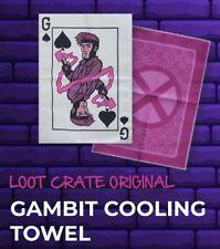 X-Men Gambit Marvel Gear + Goods Exclusive Cooling Towel