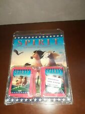 SPIRIT Cavallo selvaggio New links Album + 80 pacchetti 400 figurine in blister