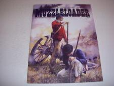 MUZZLELOADER MAGAZINE, September/October 2005, FORT FRYE, DUGOUT CANOE, CAMP GUN
