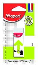 Maped Technic-600 Single Eraser - New generation formula for optimum erasing