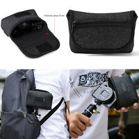Camera Carrying Bag Case Shell Waterproof for Sony RX100 VII Canon G7X Mark III