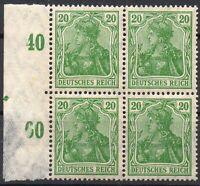 Briefmarken DR Mi.Nr.143 a ,postfrisch