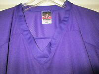 Alleson Athletic Team Purple Hockey Jersey New XL