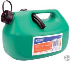 Bidon 5L Para Gasolina Y Combustible