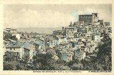SORIANO NEL CIMINO - Panorama - 1948