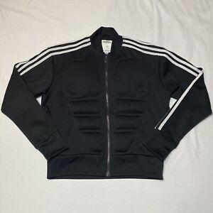 Adidas Jeremy Scott ObyO Gorilla Black Animal Track Top TT Jacket Size Small
