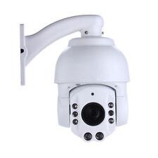 POE PTZ IP Speed Dome Camera 20X Zoom HD 1080P SONY CMOS 150M IR Audio Outdoor