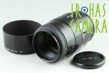 Minolta AF Macro 100mm F/2.8 Lens #25217 G3