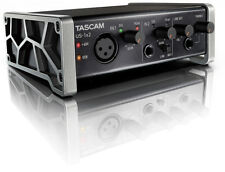 Tascam us-1x2 USB audio/midi-Interface