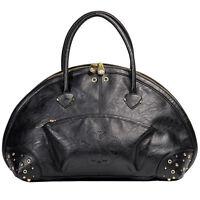 MISCHA BARTON Issy Luxury Tote Bag / Handbag / Barrel Bag / Weekend Bag