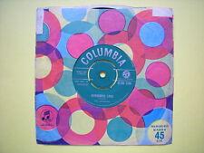 The Shadows - Wonderful Land / Stars Fell On Stockton, Columbia 45-DB-4790 Ex
