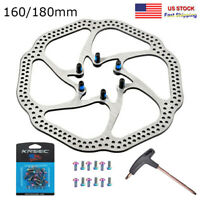 Details about  /ZOOM MTB Bike Rotor 140//160//180//203mm Disc Brake Rotor T25 Screws Torx Wrench US