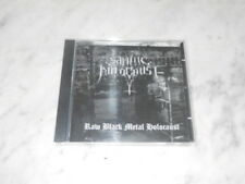 Satanic Holocaust - Raw Black Metal Holocaust CD NEW+++NEU+++