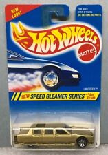 Hot Wheels Speed Gleamer Series Limozeen Lincoln Continental 7 S As Seen Rare BP