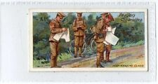 (Ja8325-100)  PLAYERS,ARMY LIFE,MAP READING CLASS,1910#13