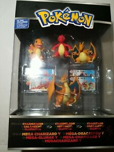 POKEMON CHARMANDER FIGURE  COLLECTION