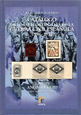 Edifil Spanje Burgeroorlog IV catalogue Spain Spanien Guerra Civil War 1936-1939