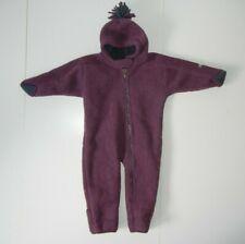 REI Purple Warm Soft FLEECE WINTER SUIT Jacket Pants Sz BABY 18MONTHS Toddler