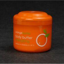 (3,25€/100 ml) ZIAJA Orangenbutter Körperbutter 200 ml  m. Sheabutter, Olivenöl