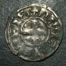 Medieval Silver Coin Lot 1000-1300 Ad Crusader Templar Cross Ancient Antique Old