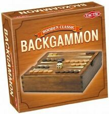 madera tradicional BACKGAMMON GAME - 14026