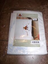 "Tobin Stamped Pillowcases SOUTHWEST HORSE  for Embroidery 20"" x 30"" 1 Pair"