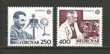 EUROPA CEPT 1983 Foroyar îles de Féroé 2 timbres neufs MNH /TR1684