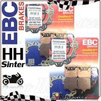 PASTIGLIE FRENO ANTERIORE SINTER EBC FA322HH DUCATI 749 S 2007