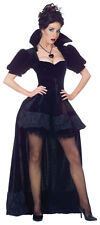 EVIL WITCH QUEEN MIRROR MIRROR ADULT HALLOWEEN COSTUME WOMEN SIZE SMALL