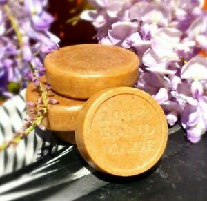 Ayurvedic Amla,Shikakai,Soapnut,Coconut Milk Organic Hair Growth Shampoo Bar-70g