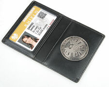 THE OFFICIAL MARVEL AGENTS OF SHIELD BADGE ID HOLDER ID CARD WALLET