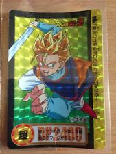 Carte Dragon Ball Z DBZ Carddass Hondan Part 21 #170 Prisme 1994 MADE IN JAPAN