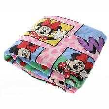 Copriletto trapuntato Trapuntino Disney Minnie Singolo 1 Piazza poliestere 170x