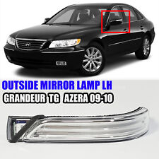 876143L700 Outside Mirror Lamp Left LH For GRANDEUR TG AZERA 2009-2010