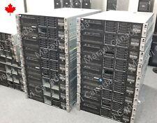 HP DL380P G8 Server Dual E5-2650 V2 2.6GHz 8-Core CPU 24x16GB 384GB RAM w/ Tray